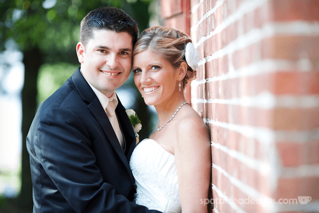 Wedding Photo as taken by BradRoss.net