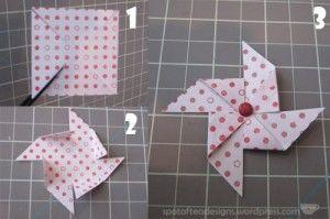 how to make a pinwheel   spotofteadesigns.com