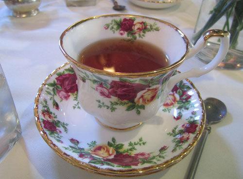 A Tea Party Bridal Shower