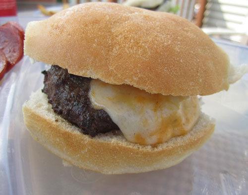 Dereks Burger Recipe