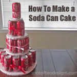 How to Make a Soda Can Cake