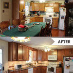 Mom's Kitchen Makeover