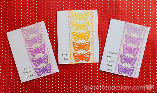 Ombre-Butterfly-Cards