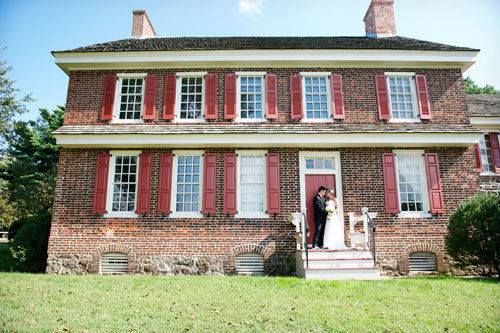 National Park NJ Wedding Reveal Photos | spotofteadesigns.com