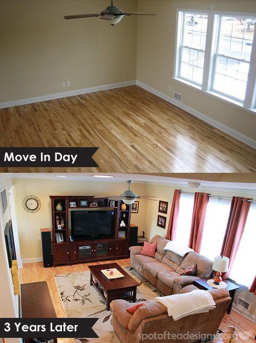 Living Room Updates