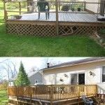 Melanie and George's New Deck {Guest Post}