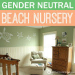 Brinley's Beach Themed Nursery Reveal
