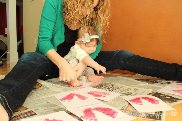 BabyFootprintValentines3