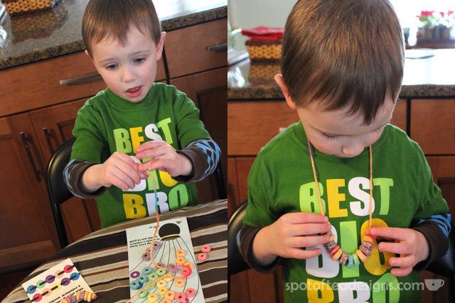 St Patricks Day Kids Crafts with Custom printables | spotofteadesigns.com
