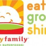 Happy Family Organic Baby Foods {Review and Giveaway} {CLOSED}