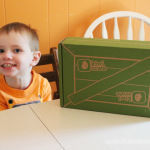 Kiwi Crate Monthly Kids' Crafting Kits {Review}