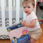 HALO SleepSack Early Walker {Review and Giveaway} {CLOSED}