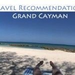Sue's Grand Cayman Vacation Recommendations {Guest Post}