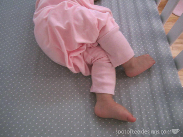 Spotofteadesigns.com reviews @HaloInnovations Early Walker style Sleepsack