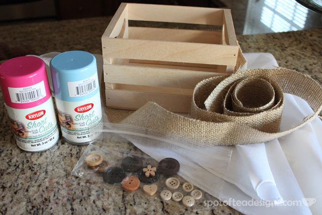 Krylon Mystery Box Contents @KrylonBrand | spotofteadesigns.com