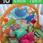 First Time Mom Advice: Top 10 Favorite Baby Items (Newborn – Four Months)