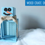 Krylon Mini Mystery Box: Winter Snowman & ebook launch