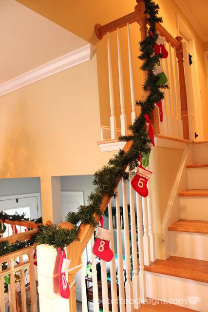 #Christmas Home Tour with Spotofteadesigns.com