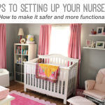 Tips for Setting Up Your Nursery