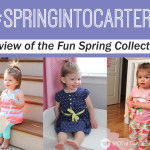 A New Spring Wardrobe #SpringIntoCarters