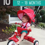 Top 10 Favorite Toddler Items (12 to 18 Months)