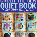 Under the Sea Quiet Book: Part I