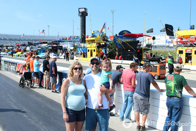 Family Weekend at Dover International Speedway @Monster Mile #FedEx400 #ic #ad Pre Race Track Access | spotofteadesigns.com