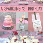Sparkling First Birthday [GUEST POST]