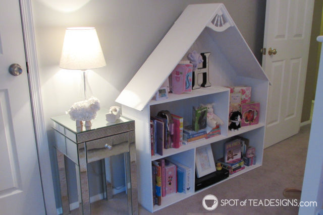 Pink, White & Grey #Baby #Nursery   spotofteadesigns.com