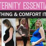 Maternity Essentials: Clothing and Comfort Items