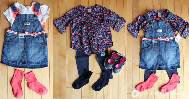 Review of the latest @OshKosh Fall Fashions #backtobgosh #boshjenuis #ic #ad | spotofteadesigns.com