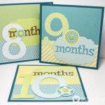 First Year Baby Scrapbook Album {GUEST POST}