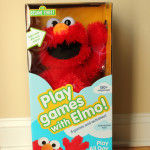 Our playdate with Elmo #PlayAllDayElmo #Ic #Ad