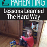 Second Year Parenting: Lessons Learned the Hard Way