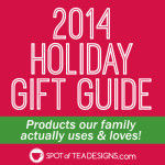 2014 Holiday Gift Guide and a GIVEAWAY {CLOSED}
