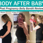 Body After Baby Post Pregnancy Belly Bandit Post Pregnancy Band Review #sponsored