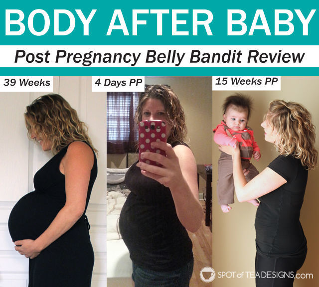 Body After Baby Post Pregnancy Belly Bandit Post Pregnancy Band Review