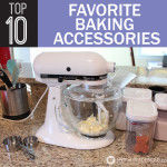 Top 10 Favorite Baking Accessories