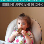 Pinterest Recipes Reviewed 2: Toddler Recipes