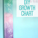 Under the Sea Nursery: Seashell Growth Chart