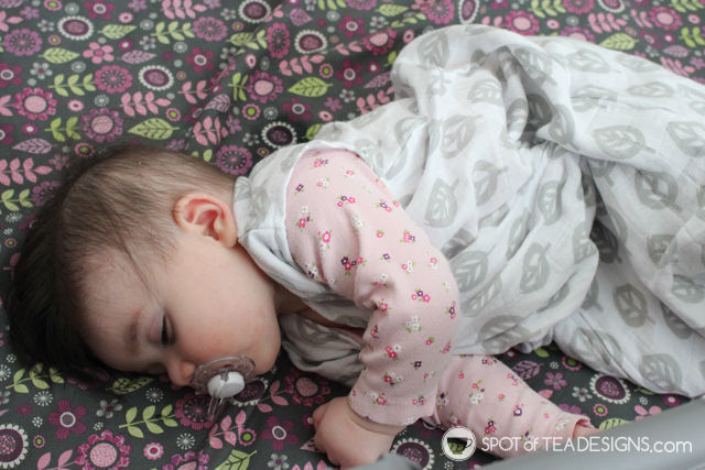 How my kids sleep safely with @Halosleepsack #Halosleepsack #Halosafesleep | spotofteadesigns.com