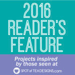 Spotofteadesigns.com 2016 Reader's Feature