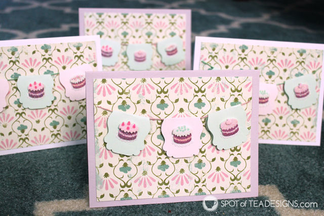 Use Your Stash Challenge: Cupcake Stickers