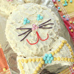 Easter Bunny Cake | Recipe and Decorating Tips