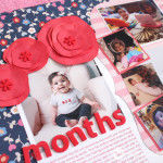 Hailey's First Year Scrapbook: Part 5