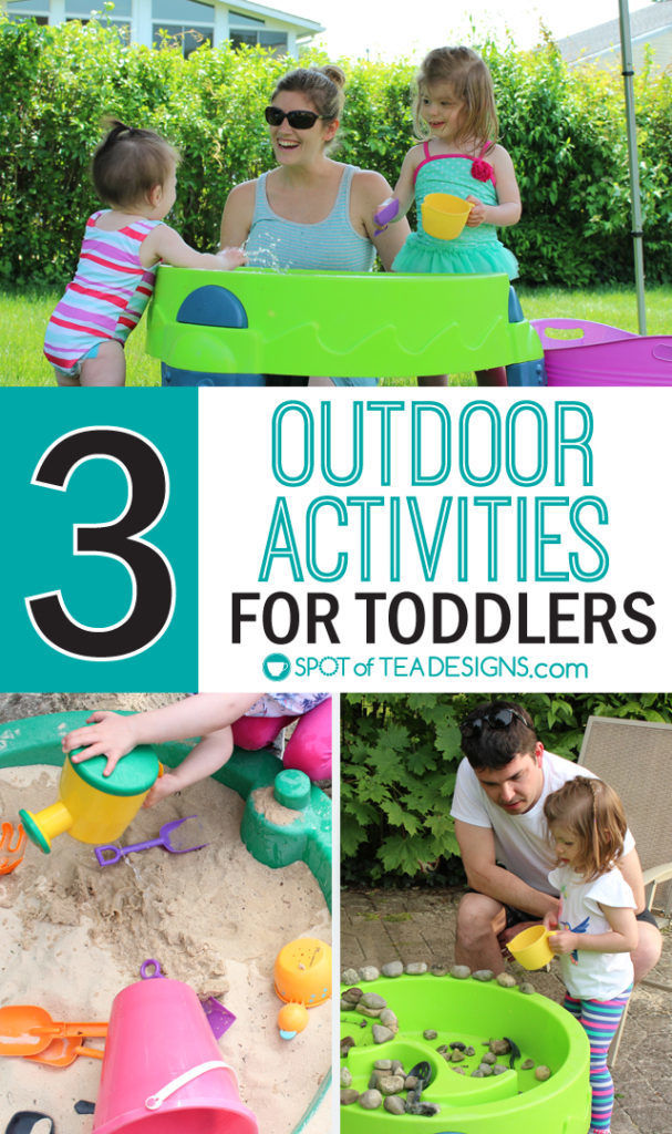 3 Fun Outdoor Activities for Toddlers this summer #ad #TopYourSummer #SoHoppinGood |spotofteadesigns.com