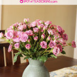 Secret to a Beautiful Room: Fresh Flowers