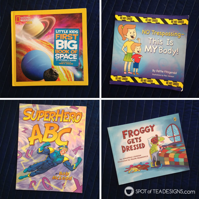 20+ favorite books for boys under age 6 - educational | spotofteadesigns.com
