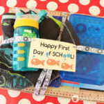 1st Day of School Gift plus Free Printable Tag