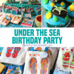 Under the Sea Birthday Party | Full Details